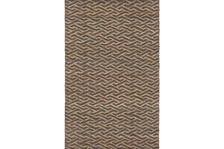 48X72 Rug-Varden Chocolate - Main