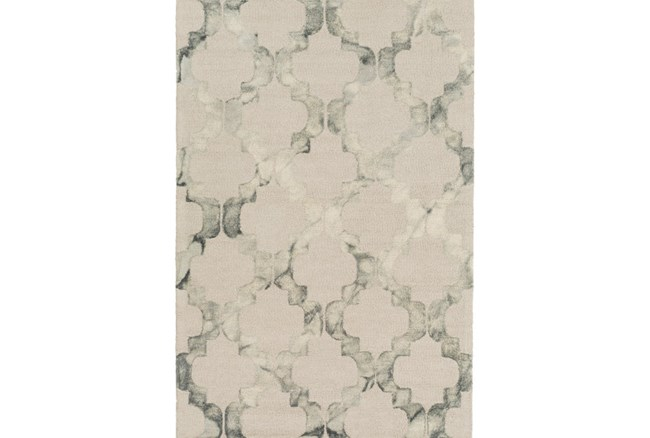 39X63 Rug-Isaiah Light Grey - 360
