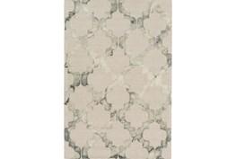 60X90 Rug-Isaiah Light Grey