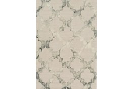 108X156 Rug-Isaiah Light Grey