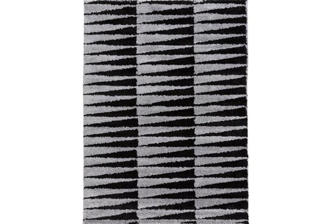 36X60 Rug-Grottoman Black/Grey - 360