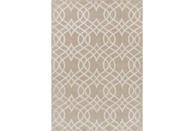 60X90 Rug-Altair Light Grey - 360