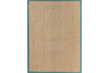 24X36 Rug-Bessel Seagrass Teal