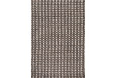 96X120 Rug-Laberge Charcoal/Light Grey