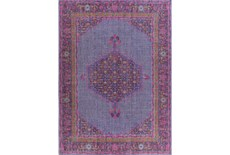 24X36 Rug-Nancy Magenta/Cherry/Chocolate