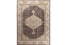 96X132 Rug-Nancy Taupe
