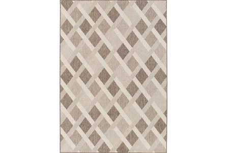 42X66 Rug-Minaret Grey/Ivory