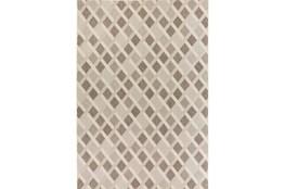 106X153 Rug-Minaret Grey/Ivory