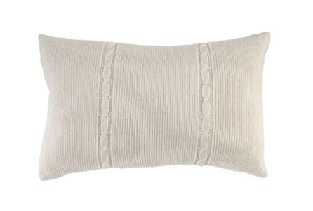 Accent Pillow-Gerard Knit 14X22