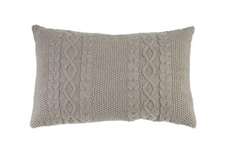 Accent Pillow-Sophie Knit 14X22 - Main
