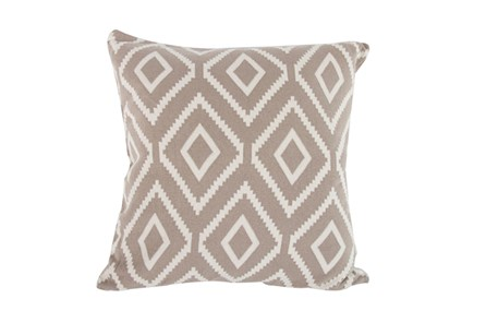 Accent Pillow-Everly Mocha 20X20 - Main