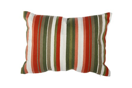 Accent Pillow-Tamara Stripes 14X20 - Main