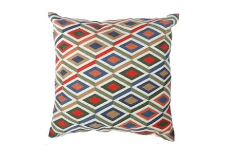Accent Pillow-Tamara Diamonds18X18 - Main