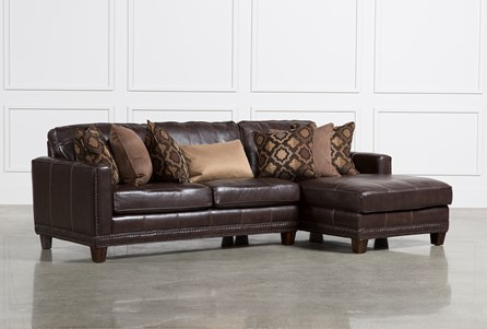 Barnaby 2 Piece Sectional W/Raf Chaise