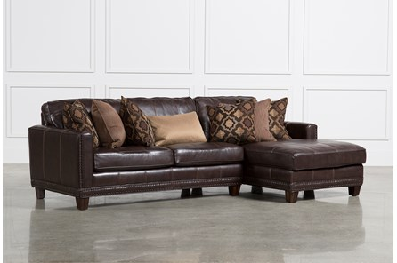 Barnaby 2 Piece Sectional W/Raf Chaise - Main