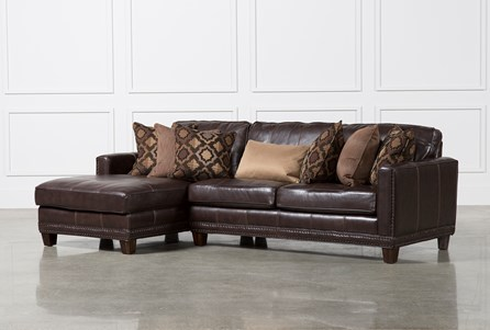 Barnaby 2 Piece Sectional W/Laf Chaise