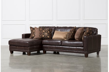 Barnaby 2 Piece Sectional W/Laf Chaise - Main