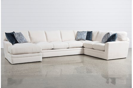 Glamour II 3 Piece Sectional - Main