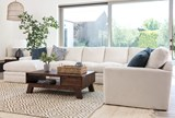 Glamour II 3 Piece Sectional - Room
