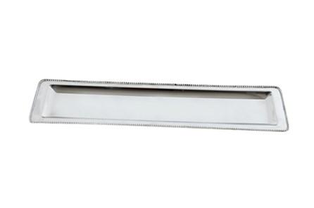 12 Inch Silver Tray - Main