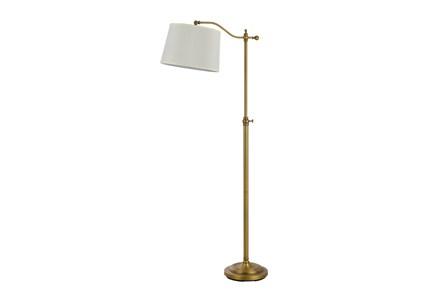 Floor Lamp-Wilmington Antique Bronze - Main