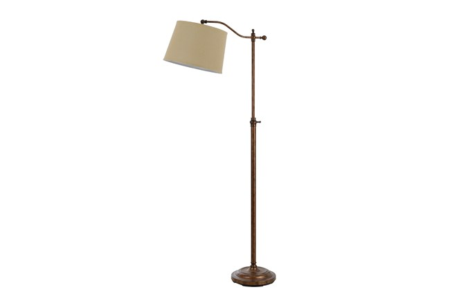 Floor Lamp-Wilmington Rust - 360