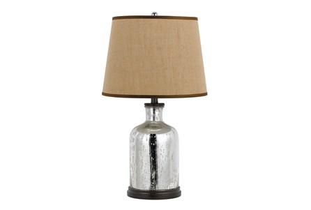 Table Lamp-Malibu Mercury Glass
