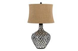 Table Lamp-Puebla Glass