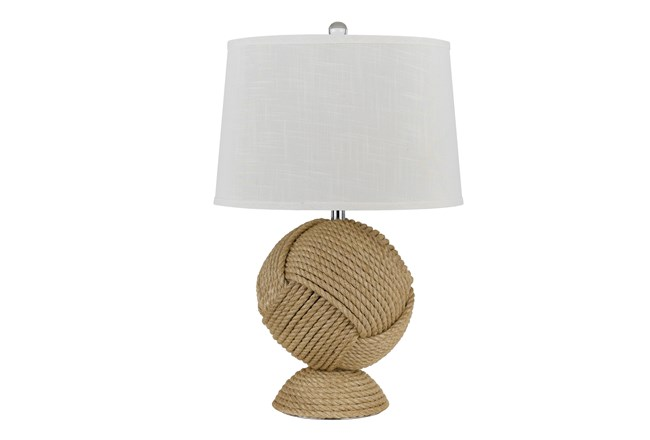 Table Lamp-Rope Ball - 360