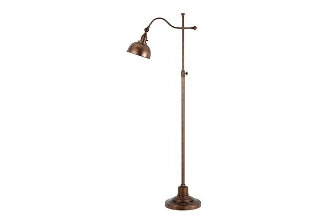 Floor Lamp-Portico Rust - 360