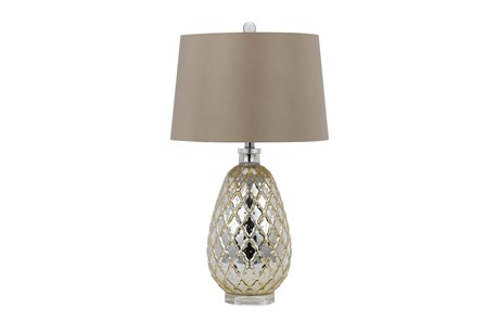 Table Lamp-Antique Gold - Main