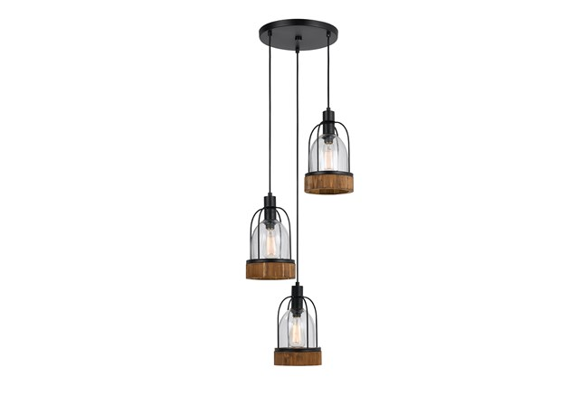 Pendant-Beacon 3-Light - 360