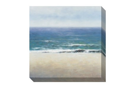 Picture-Calm Sea To Horizon 38X38 - Main