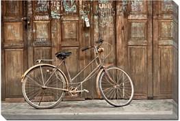 Picture-Vintage Grafitti Bike 36X24