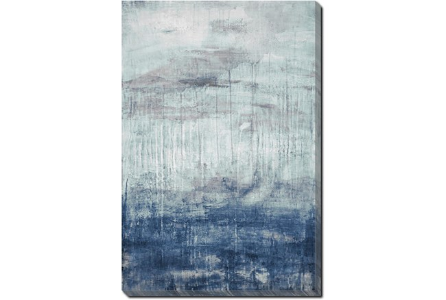 Picture-Blue Suede By Lisa 24X36 - 360