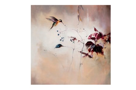 Picture-Hummingbird Flight 38X38 - Main
