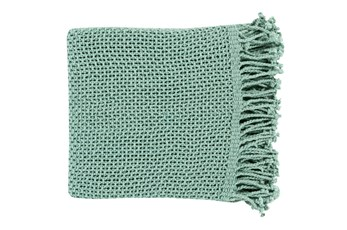 Accent Throw-Cantina Teal