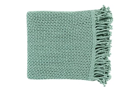 Accent Throw-Cantina Teal - Main