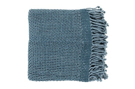 Accent Throw-Cantina Denim - Main