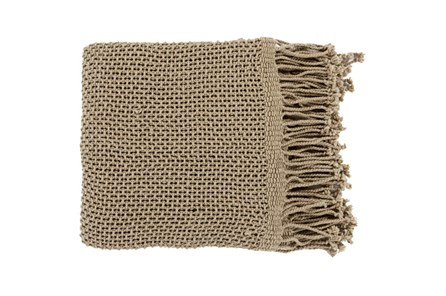 Accent Throw-Cantina Mocha - Main