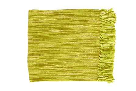 Accent Throw-Maryse Lime