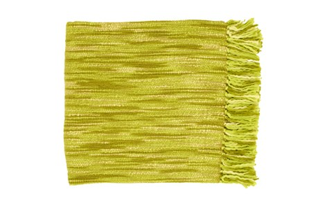 Accent Throw-Maryse Lime - Main