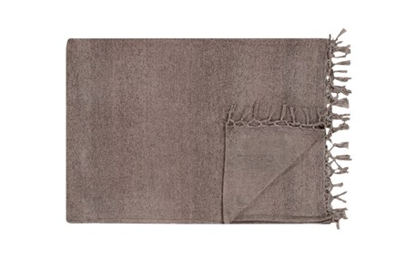 Accent Throw-Hillary Grey - Main