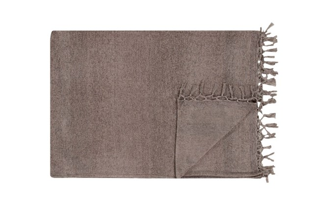 Accent Throw-Hillary Grey - 360