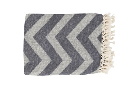 Accent Throw-Tolliver Charcoal - Main