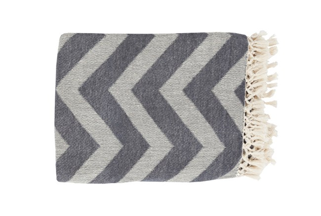 Accent Throw-Tolliver Charcoal - 360