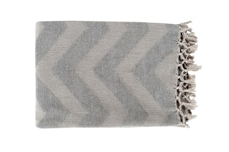 Accent Throw-Tolliver Grey - Main