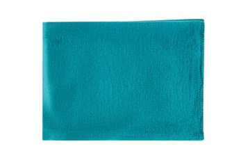Accent Throw-Maddie Aqua