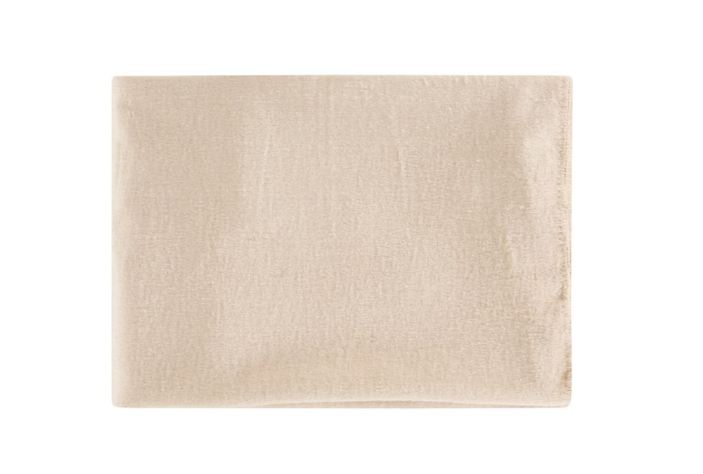 Accent Throw-Maddie Beige