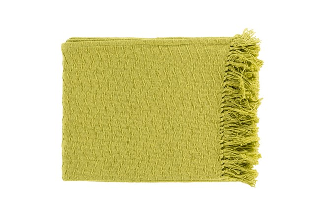 Accent Throw-Torra Lime - 360